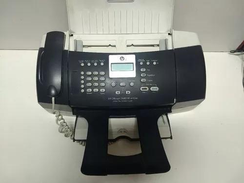 Impressora - Fax - Copiadora - Hp Officejet J3680
