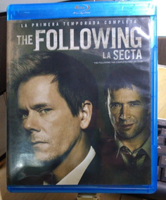 The Following La Secta. Temporada 1 En Blu-ray . ..3 Discos