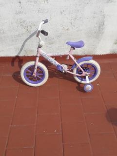 Bicicleta Niña Marca Stark Rodado 12