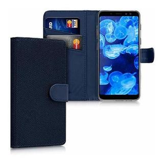 Funda Kwmobile Funda Tipo Cartera Para Samsung Galaxy A8 20
