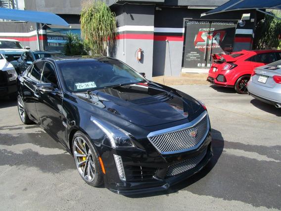 Cadillac Cts V Series V8 2016