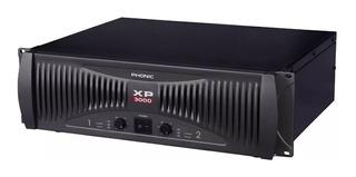 Phonic Xp3000 Potencia Amplificador 2800 Watt Power Amplifi