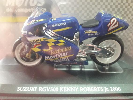 Suzuki Rgv 500 Kenny Roberts Jr - Motos Competicion