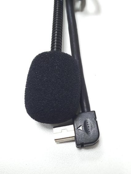 Microfone Para Gopro 3,4 E Sjcam Sj6 E Sj7 Original Dudacell