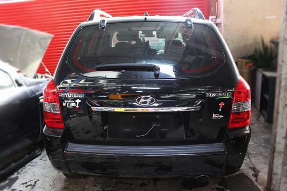 Sucata Hyundai Tucson Motor Câmbio Rodas Bancos Portas