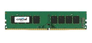 Memoria Ddr4 16gb 2400 Crucial Box - Las Piedras