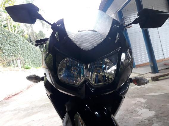Kawasaki Ninja 250r Preta