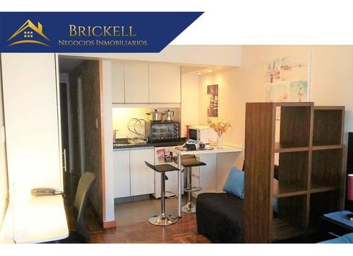 Apartamentos Alquiler 1 Ambiente Punta Carretas