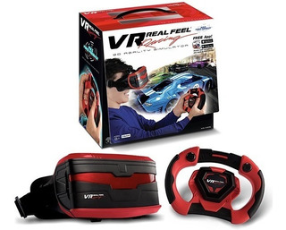 Juego De Carrera En Realidad Virtual Vr Real Feel Racing