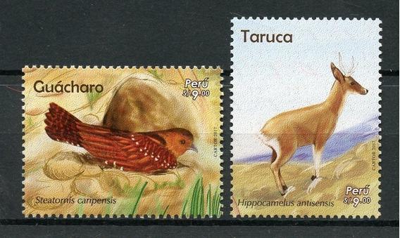 # Mcn # Peru 2017 - Fauna - Série Nova, Mint
