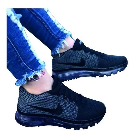 Zapatos Nike Legrado Dama Deportivos Colombianos Gym