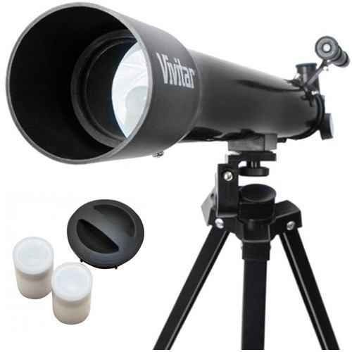 Telescópio Vivtel150x / Luneta 150x Astronômico / Terrestre