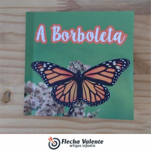 Imagem 1 de 4 de Livro A Borboleta