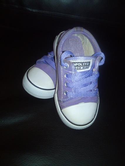 Zapatos Apolito Talla 22