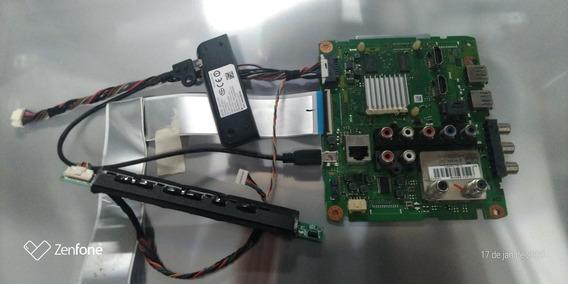 Placa Principal Panasonic Tc-32as600b Com Flat E Acessorios