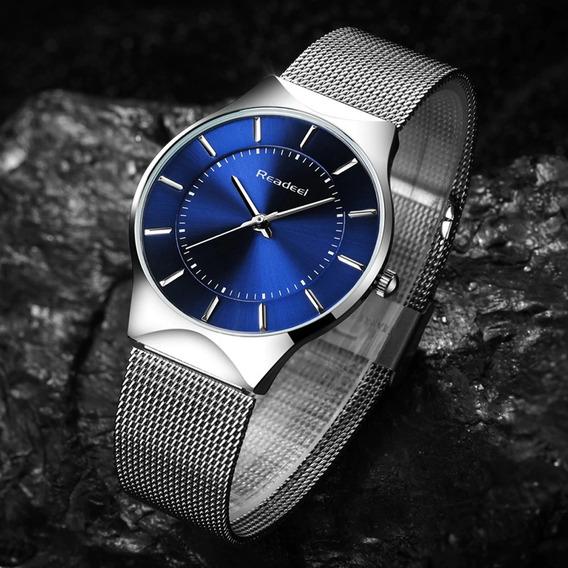 Relógio De Luxo Quartzo Original.