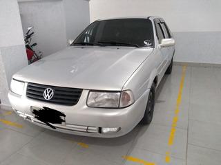 Volkswagen Santana 2.0 Completo + Couro
