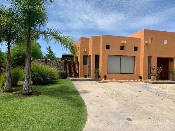 Casa Con Pileta - Barrio Privado Acacias Blancas - Escobar