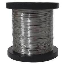 30 Peças - Carretel Arame Aço Inox Cerca Elétrica 0,60mm.