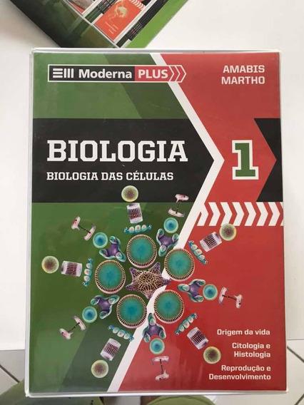Livro De Biologia Moderna Plus