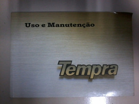 Manual Fiat Tempra 1992 Original