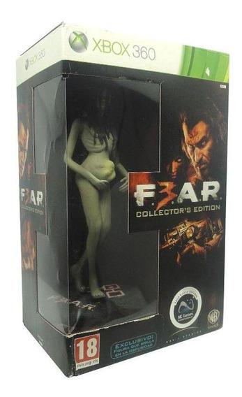 F.e.a.r. 3 Collectors Edition Xbox 360 Mídia Física