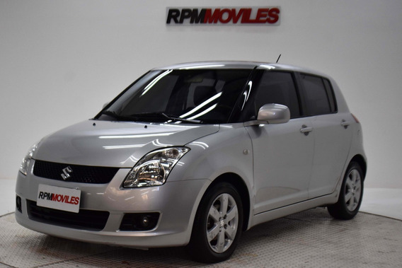 Suzuki Swift 1.5 Aa Dh 4lev 5puertas 2010 Rpm Moviles
