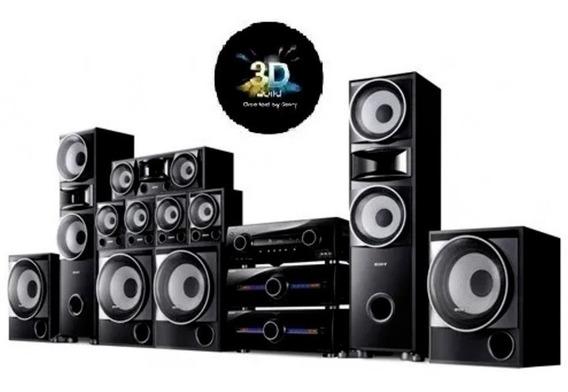 Sony Muteki 7.4 3d C/ 04 Subs 2095w