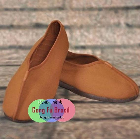 Sapato Monge Shaolin