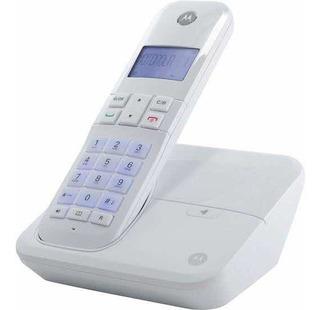Telefone Sem Fio Branco Motorola M4000w - Novo
