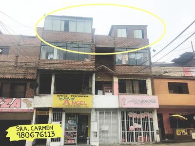 Vendo Azotea 100 Mt2 Independencia / Por Salud
