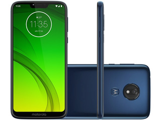 Smartphone Motorola Moto G7 Power 64gb 4gb Ram Tela 6,2 Tv