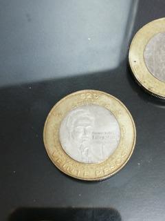 Moneda Conmemorativa 20 Pesos Octavio Paz, 2010