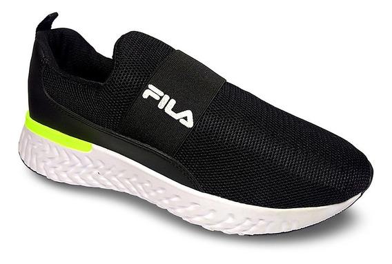 Zapato Deportivo Fila Dama Caballero Botas Gomas