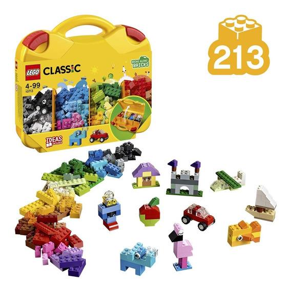Lego 10713 Classic Maleta Creativa 213 Piezas Original