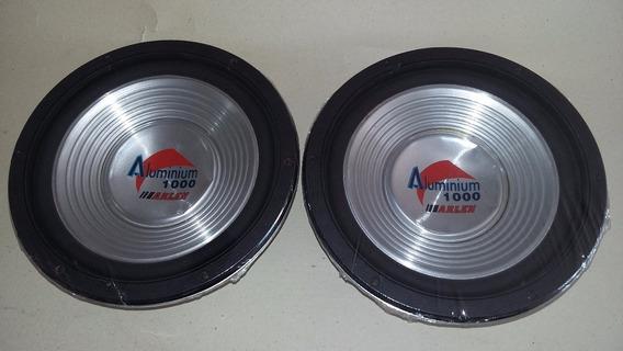 Par Subwoofer Arlen Aluminium 10