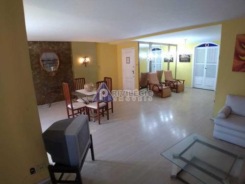 Apartamento À Venda, 3 Quartos, Copacabana - Rio De Janeiro/rj - 18553