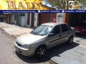 Chevrolet Corsa Classic Entrega U$s3250 Financia Sola Firma