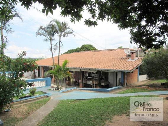 Chácara Residencial À Venda, Cidade Nova I, Itu. - Ch0154