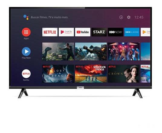 Smart Tv Tcl Led Hd 32 Hdr Modo Cinema - 32s6500