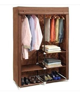 Closet Guardaropa Betterware Muebles Practicos Recamara