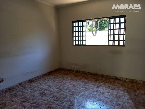 Casa Com 2 Dormitórios À Venda, 100 M² Por R$ 200.000 - Centro - Bariri/sp - Ca1232