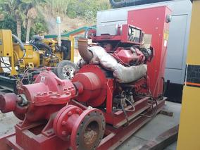 Sistema Contra Incendios Gm 750 Gpm Diesel Nacional