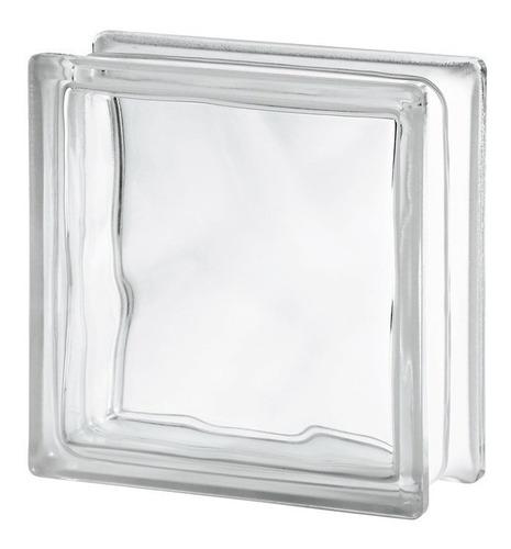 Imagen 1 de 5 de Ladrillos De Vidrio Nublado Transparente