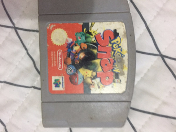 Pokémon Snap Original N64