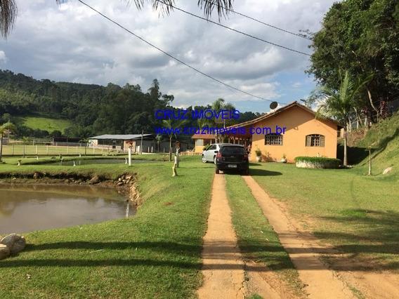 Sitio Para Venda Em Toledo, Mg, Com 7153 M², Aceito Permuta Em Sorocaba, Sp - Ch00047 - 32678937