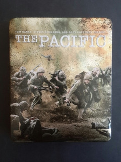 Steelbook The Pacific Completo - Blu-ray - Los Germanes