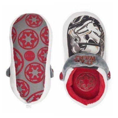Pantufa Kick Darth Vader Star Wars Infantil 32 Ricsen