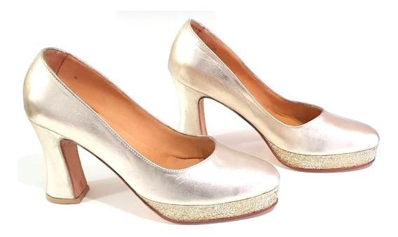 Zapatos Fiestas Mumeros 41 Al 44 Zinderella Shoes Art 201