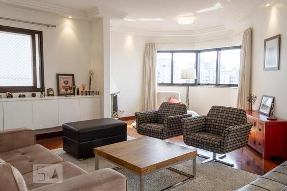 Apartamento Para Aluguel - Perdizes, 4 Quartos, 191 - 893048331